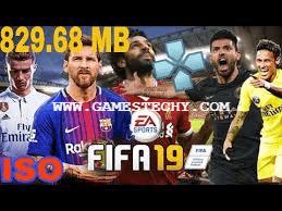 FIFA 2019 iso PPSPP