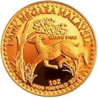 Tragedi 1997 : Dinar emas boleh elak perang mata wang - Tun M