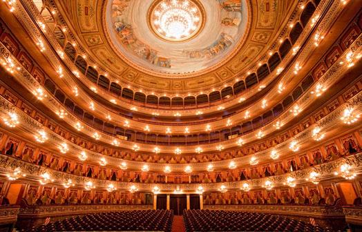 El Teatro Colón de Buenos Aires presenta su programación 2012
