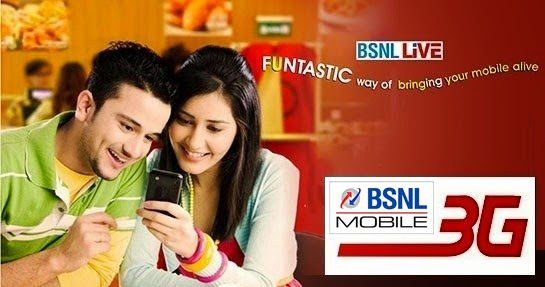 BSNL Extra data usage on Postpaid 3G data plans offer extended