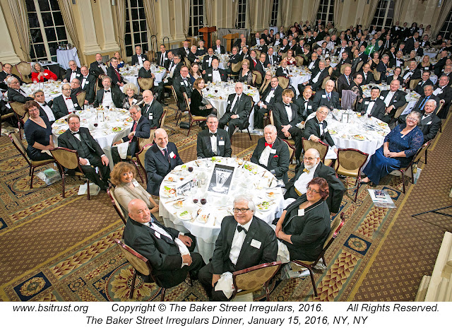 The 2016 BSI Dinner group photo