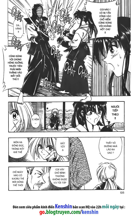 Rurouni Kenshin chap 34 trang 15