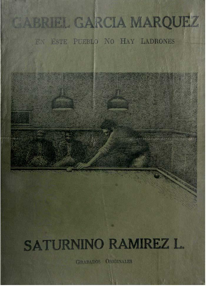 En este pueblo no hay ladrones de Gabriel García Márquez