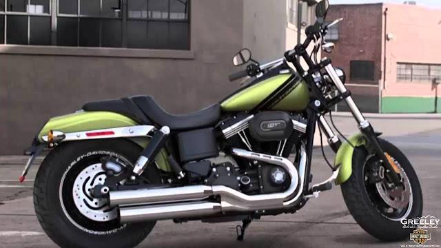 Harley Davidson Dyna Fat Bob Series
