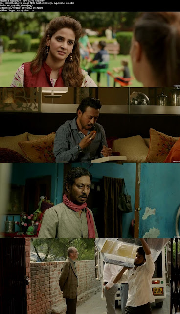 Hindi Medium 2017 HDRip Hindi 900MB