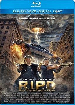 R I P D (2013) BluRay Rip XviD