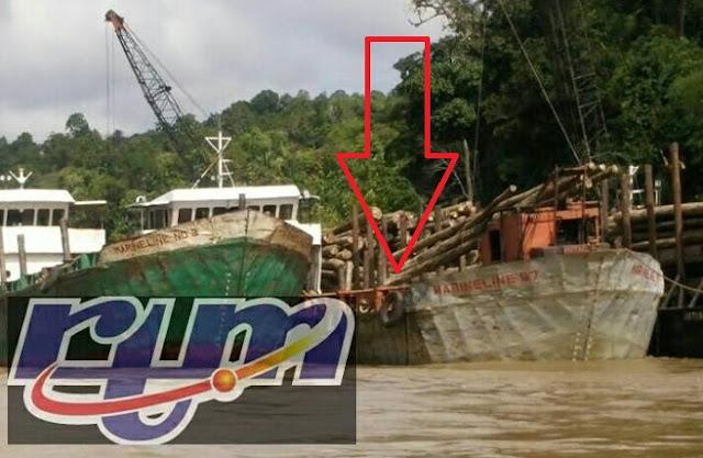 Sebak, Remaja Hilang - Perahu Karam Di Kapit