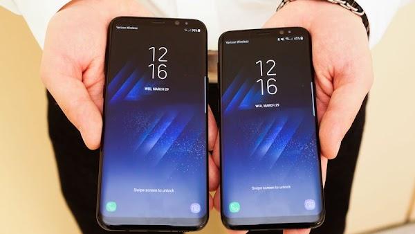 Keunggulan Samsung Galaxy S8