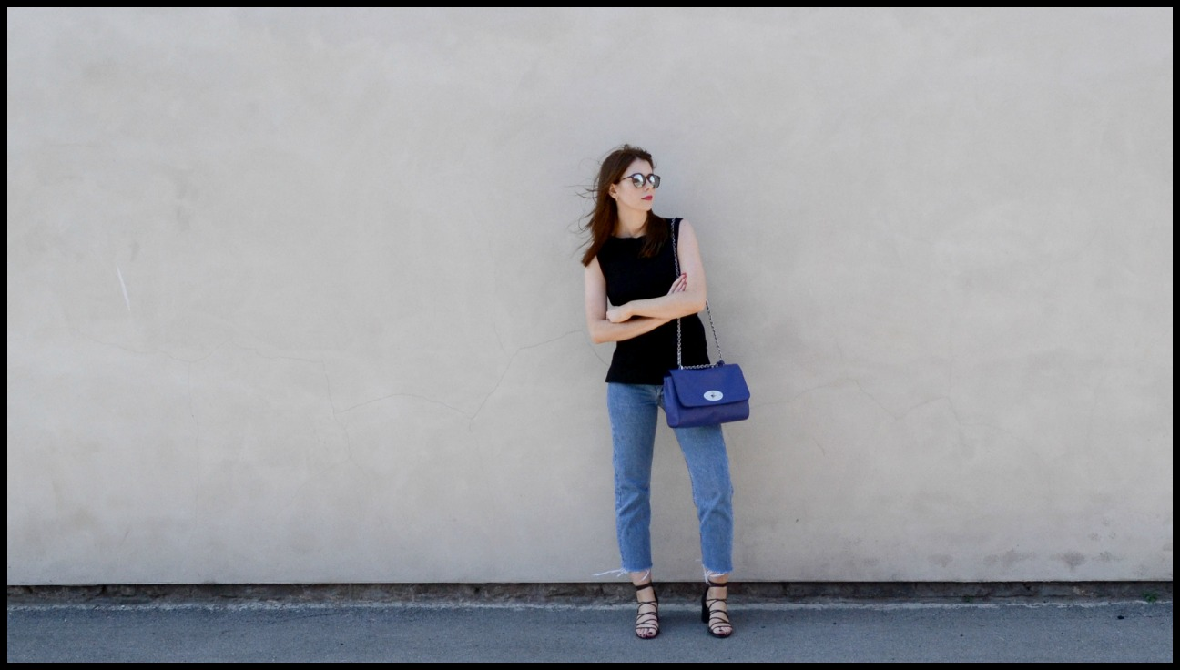 How to style your summer outfit from daytime to evening wear without changing a thing.