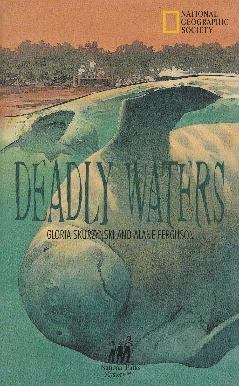 I greatly enjoyed this story, and it is my favorite in the series so far.  In National Parks Mysteries #4, Deadly Waters ...