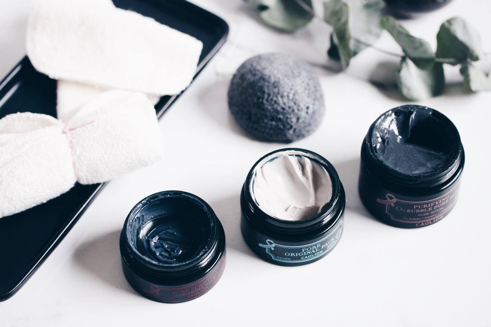 caolion soins visage masques pores avis test