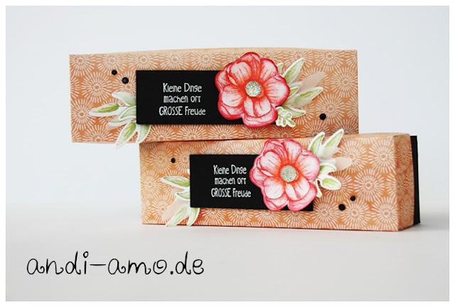 Boxen mit Produktpaket Painted Seasons andi-amo