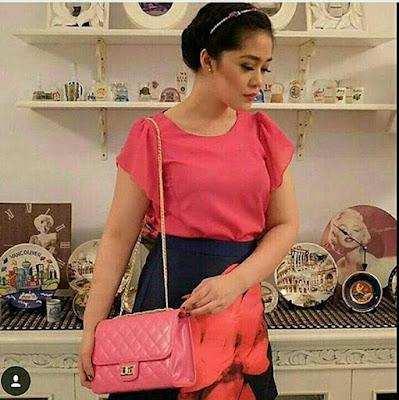 Gracia Indri JH Mini Chloe Bag