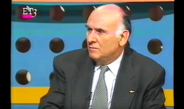 Ντοκουμέντο: Ο Γιώργος Ανδρεάδης μιλάει για την απέλαση του από το Τουρκικό κράτος! (Video)