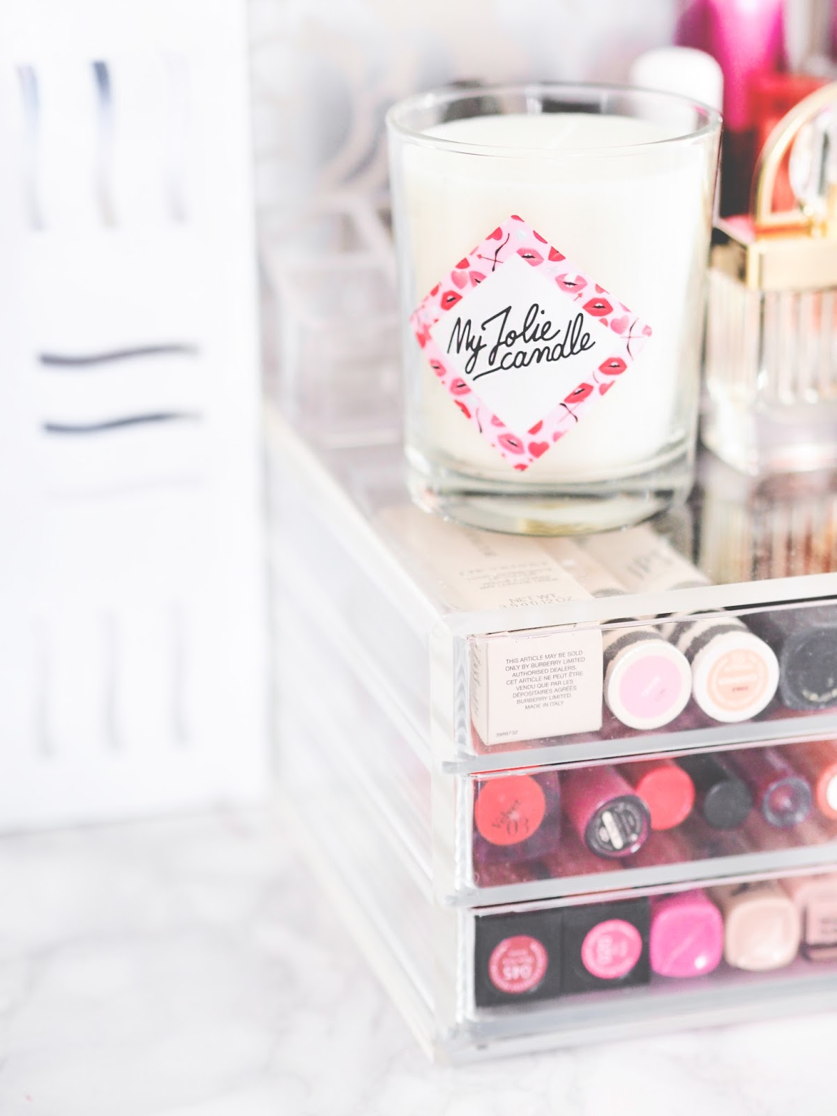 My Jolie Candle Review Giveaway Cherry Blossom