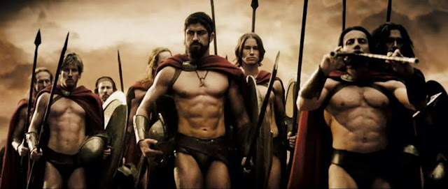 sparta in movies
