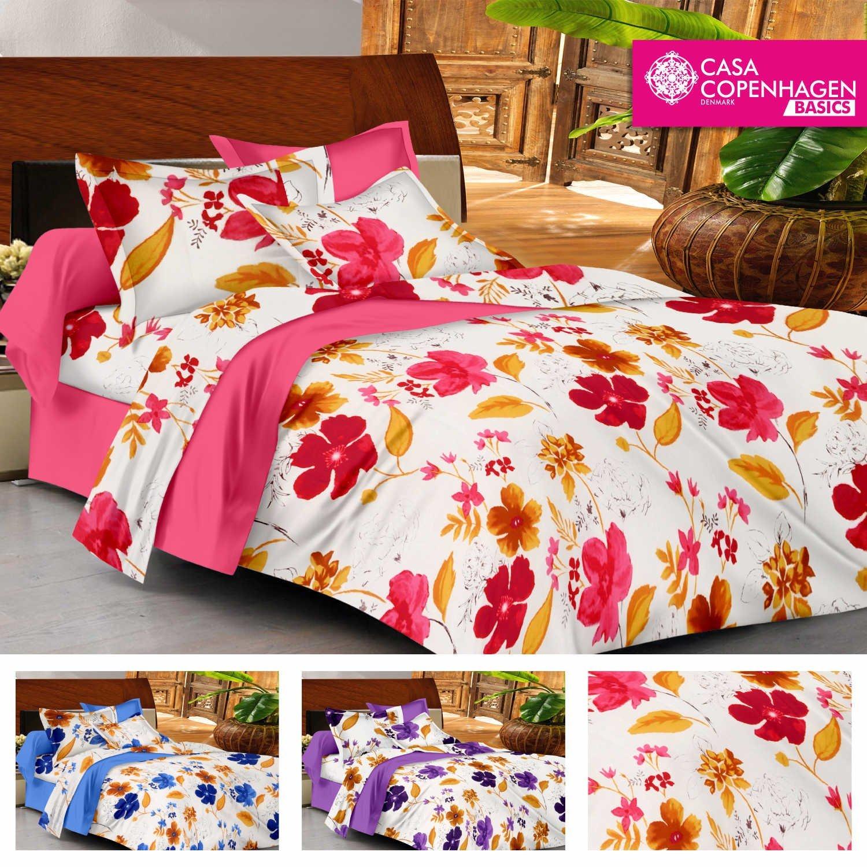 Designer Cotton Bedsheet Online Offer