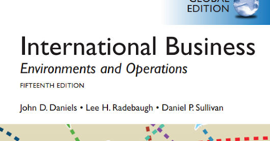 international business 13e daniels radebaugh sullivan International business 12e daniels radebaugh sullivan instructor methods and uses 13e sticky international business 12e daniels radebaugh sullivan test.