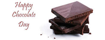 Cute Happy Chocolate Day 2017 Facebook Cover Photos Pics