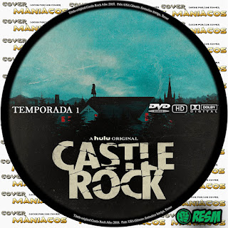 GALLETA CASTLE ROCK - 2018 [COVER-DVD]