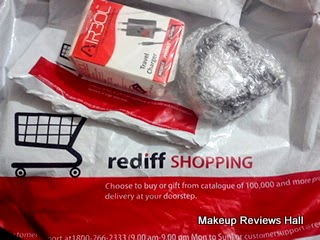 Rediff Shopping Delivery Time