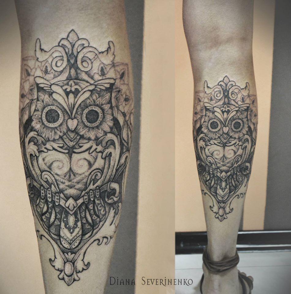 Mytattooland.com: Tattoo Artist: Diana Severinenko