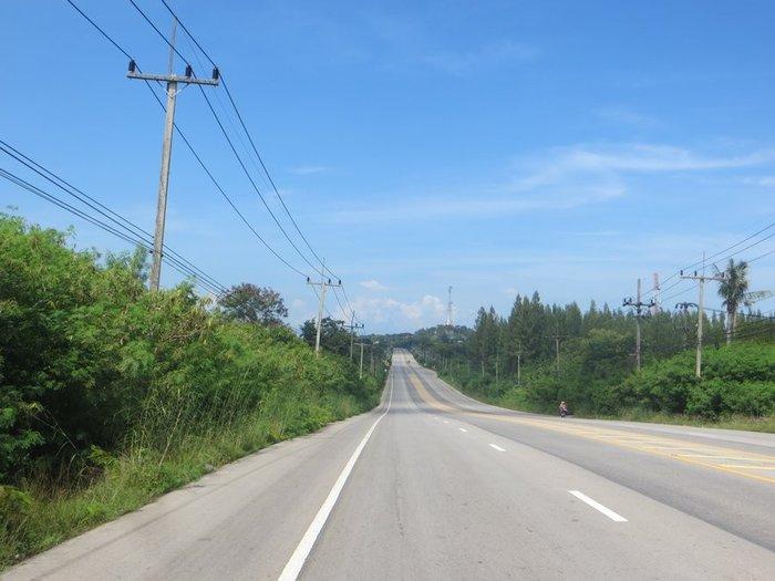 Дорога в Таиланд