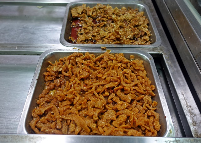 嘉義竹林素食、清粥小菜~嘉義文化夜市素食