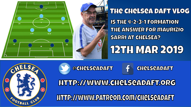 Is the 4-2-3-1 formation the answer for Maurizio Sarri at Chelsea?