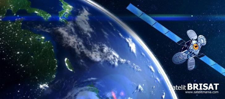 Daftar Frekuensi Terbaru dari Satelit BRISat - 150.5°E