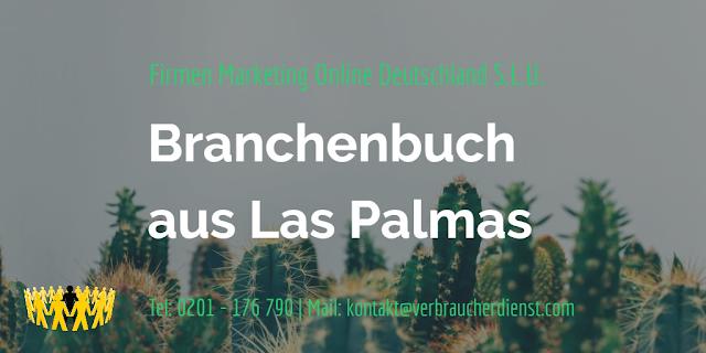 Firmen Marketing Online Deutschland S.L.U. Branchenverzeichnis
