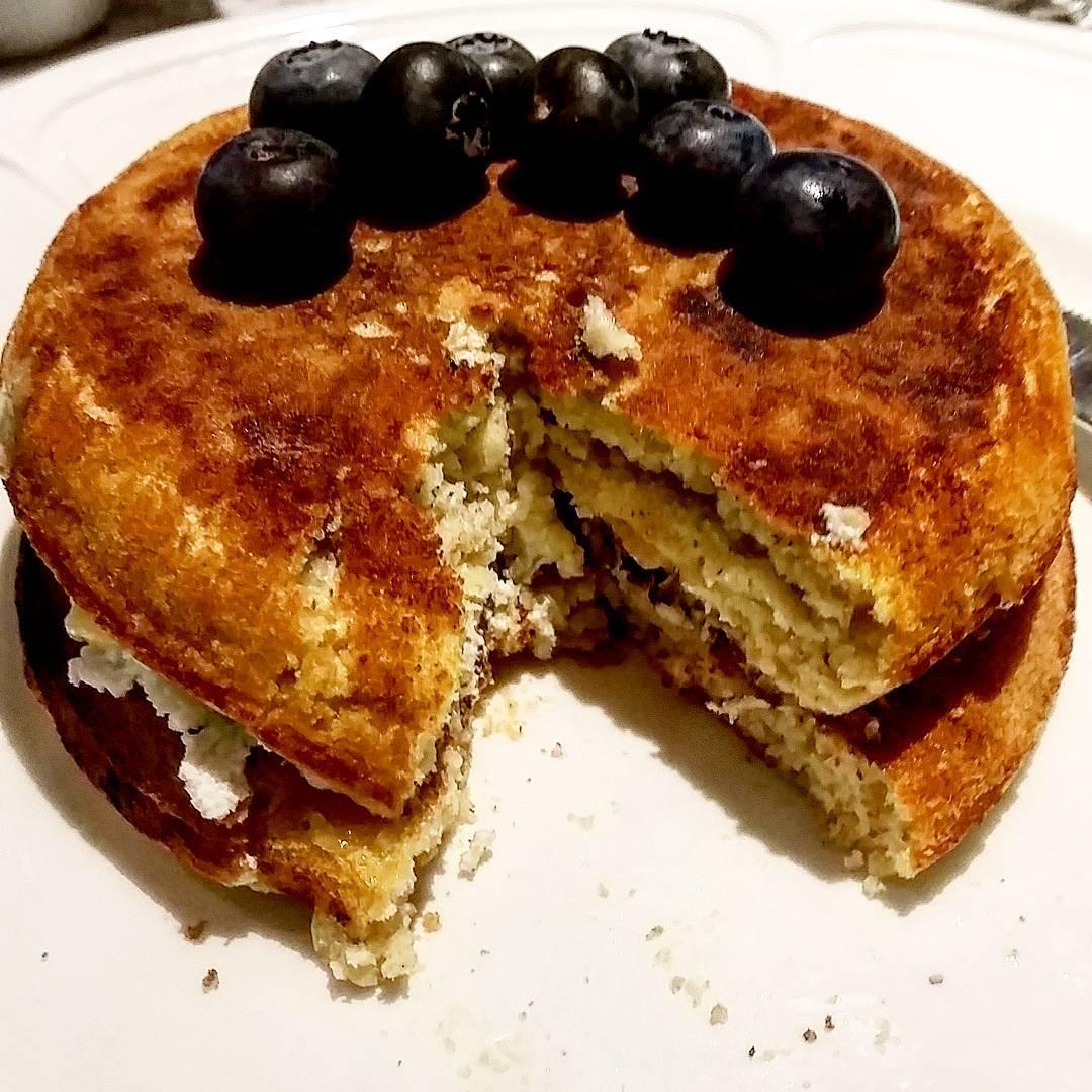 Pancakes at Lanes of London