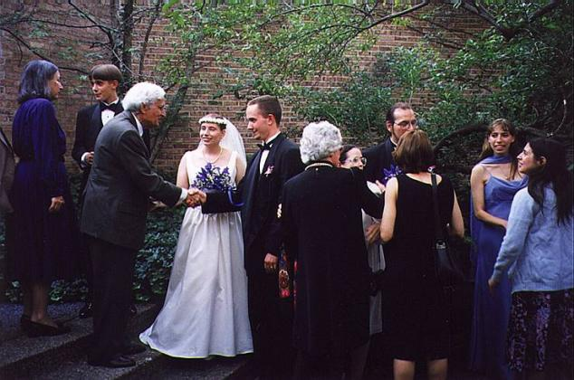 Finally Before You Design Your Own Version Of The Receiving Line Keep In Mind Why This Tradition Exists Wedding Etiquette First Place
