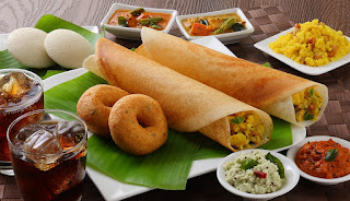 Image of south Indian breakfast