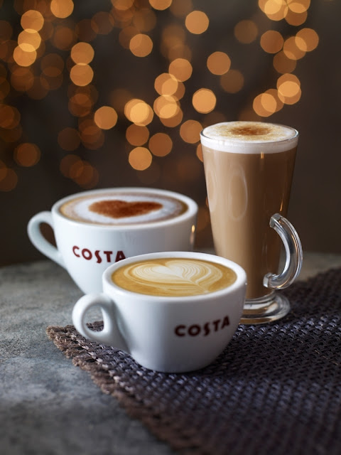 Costa Coffee Opens up in Eastwood