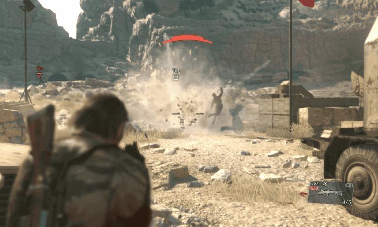 تحميل لعبة ميتل جير سوليد 5 Metal Gear Solid V