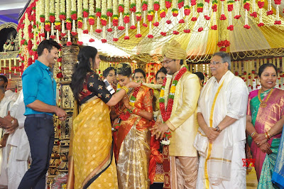 Producer-Rammohanrao-Daughter-Dedeepya-weds-Vishnu-Charan-Wedding3