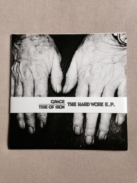 Grace/Tide Of Iron - The Hard Work Split 7""