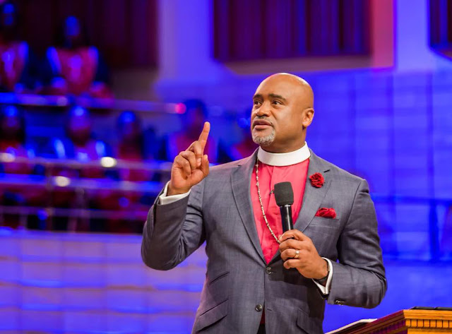 "LIVE UPDATE: #Quotes of Pastor Adefarasin on the message: ""Stop Weeping"""