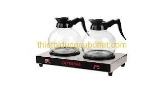 Bộ bếp hâm nóng cà phê 1.8 lít
