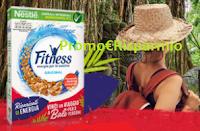 Logo Con i Cereali Fitness vinci 10 viaggi a Bali per 2 persone