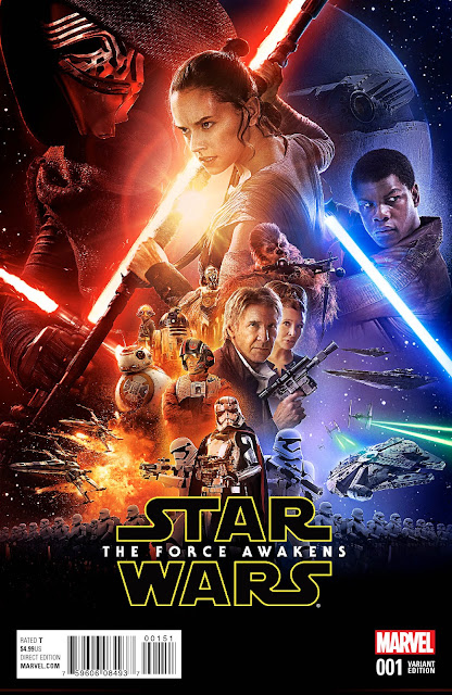 STAR WARS: THE FORCE AWAKENS #1