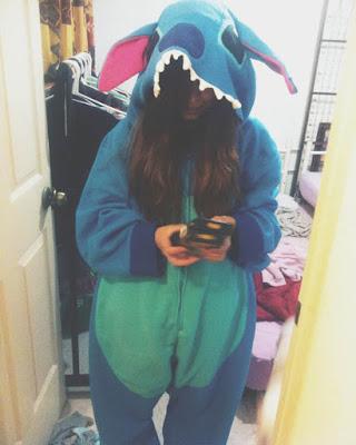pijama de stitch tumblr