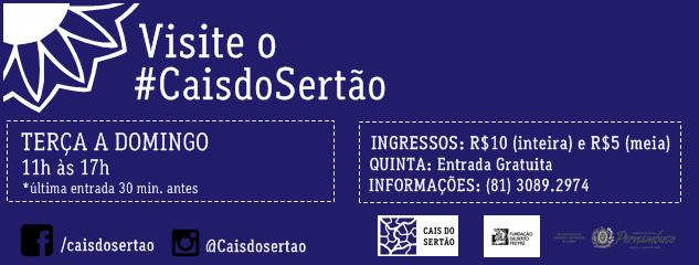 #caisdosertão  #caisdosertao