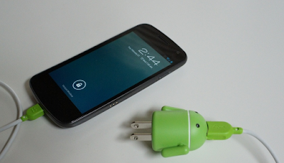Tips Mengisi Ulang Baterai Smartphone Android Dengan Benar