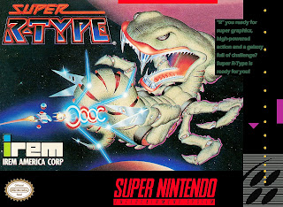 Super R-Type (BR) [ SNES ]