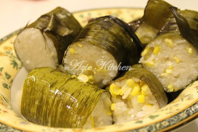 rendang ayam  lemang jagung cuti hari merdeka azie kitchen Resepi Mee Goreng Tai Tong Enak dan Mudah