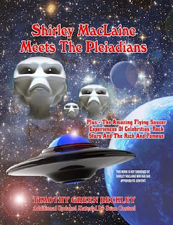 shirley maclaine meets the pleiadians, william shatner ufo, john lennon ufo, john lennon alien, may john lennon alien