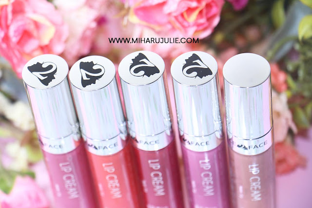 Face2Face Soft Matte Lip Cream All Shade Review