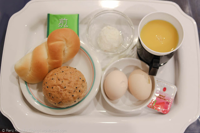 Business Hotel Nissei Breakfast